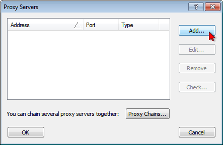 How to access blocked sites using proxifier durofy - Free proxy server address and port ...